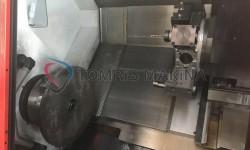 NEUE CNC-Drehzentrum mit C-Achse