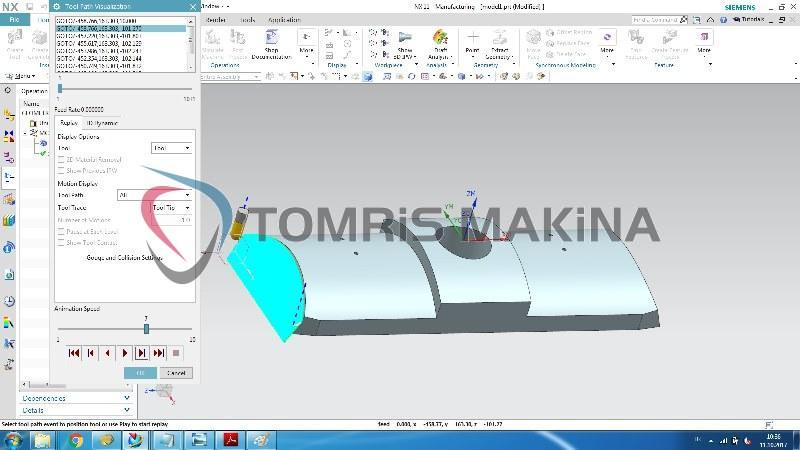 NEU SIEMENS NX CAD CAM PROGRAM